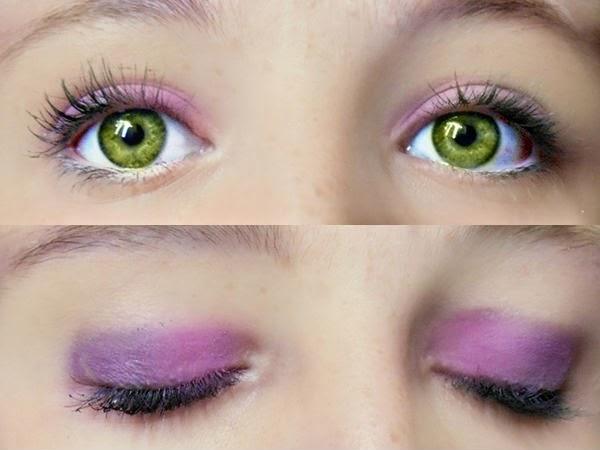 Assortir son fard paupi re la couleur de ses yeux - Couleur maquillage yeux vert ...