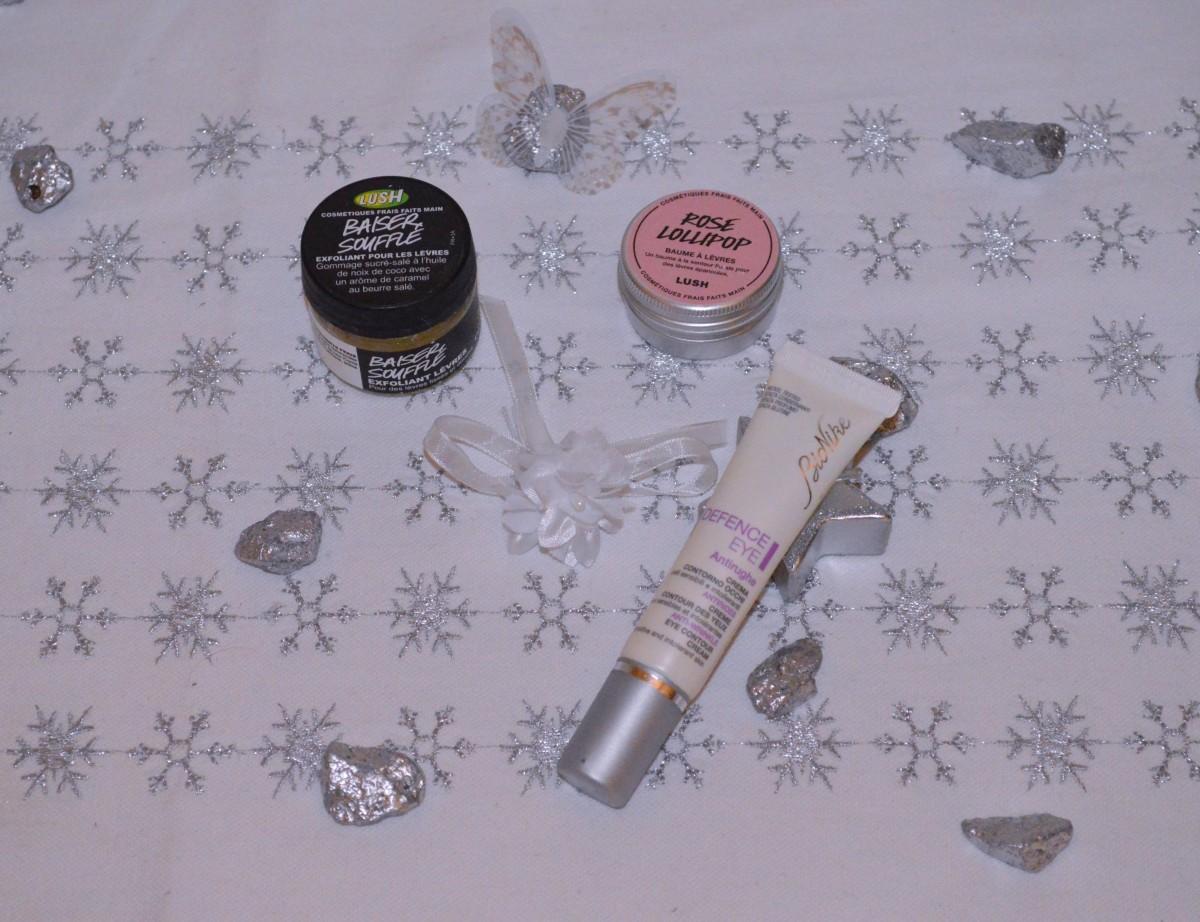 Produits terminés - Partie 2 - les soins visage